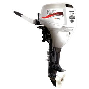 Лодочный мотор HDX T 15 BMS White